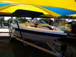 Breeze 20 Ft Mercury 200 Hp