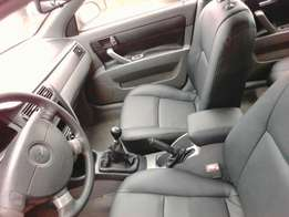 Chevrolet Optra manual 2007