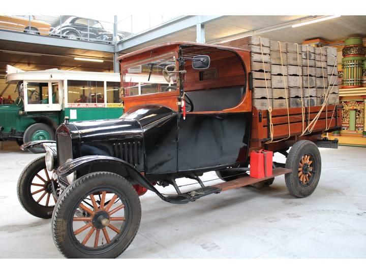 Ford 1925 TT - 1925