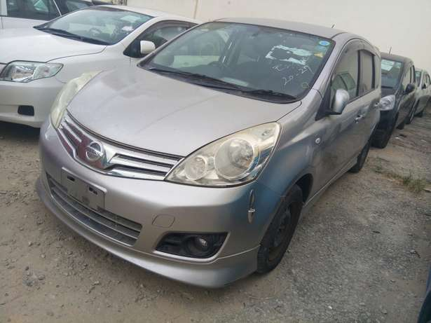 Nissan note with body kits Mombasa Island - image 1