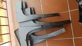 Ford Ranger double cab original mad flaps set for sale 1500 almost new