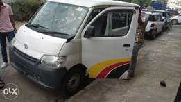 ToyotaTownAce 2010 model loaded with alloy rims, good music system ,