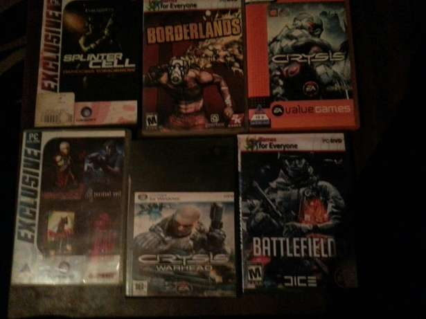 26 pc games for sale R80each or R900 for all Heidelberg - image 4