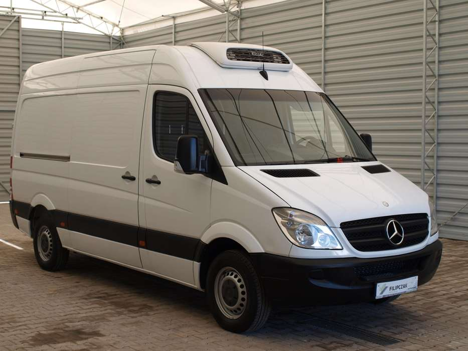 Mercedes-Benz Sprinter 313 - 2012 - image 4