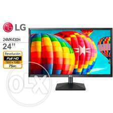 Brand New LG 24 Inch Full HD LED Wide Monitor Boxpack (Resolution 1920