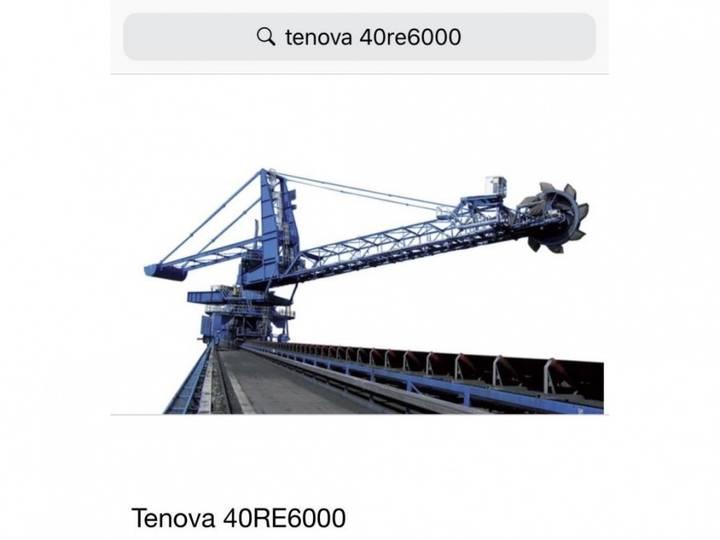 TENOVA TAKRAF Bucket wheel excavation crawler for port ore - 2013