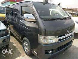 Toyota hiace bus First body and direct