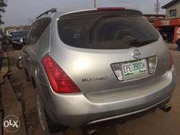 neatly used Nissan Murano