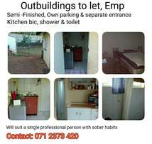 Outbuildings to let in Empangeni