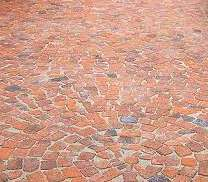 Brick paving & Tar surfaces