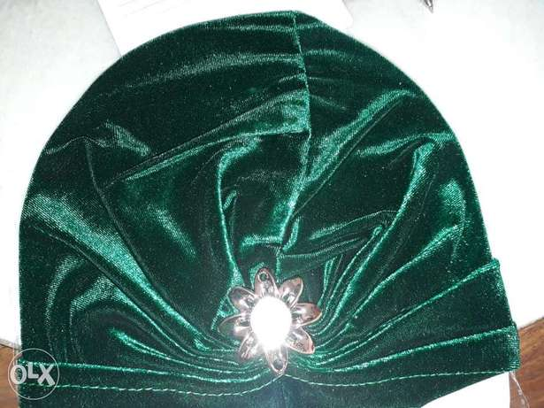 Women's head turbans with brooch/ some without brooch Hurlingham - image 3