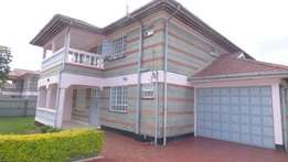 Elegant 4 bedroom own compound to let at Thome garden estate