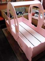 Kids Bed for Sale - Princess Carriage bed