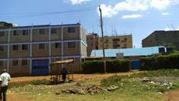 50 by 60 plots for sale in Githurai 44