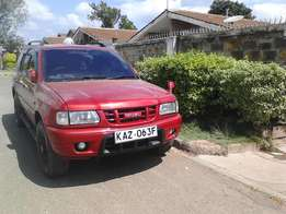 "Clean Isuzu Wizard ""Rodeo"" For Sale."