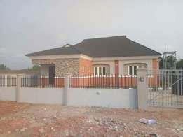 A Fenced detach 3bedrm Bungalow for Sale with 24hrslight(Redeem Camp)