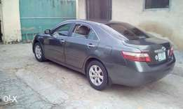Toyota Camry aka Musel 2008 AC perfect good Costom paper