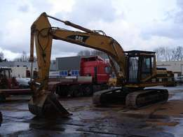Caterpillar 325B LN - To be Imported