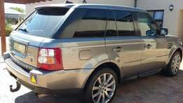 2007 Range Rover Sport 4.2 Supercharged