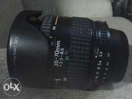 Nikon lens 35-70mm work with D80,D90,D200 to D810