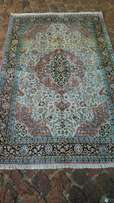 Df silk keshmir 28227 Persian carpet