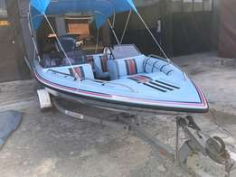 Viking Carerra 170 bow rider. 130hp Yamaha for sale  Edenvale