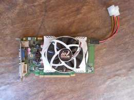 PCI Express 1GB graphics card