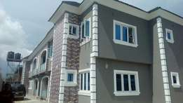A super and lovely 3bedroom at abosede estate