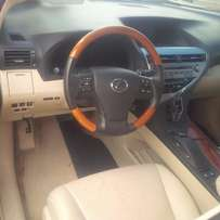 Tokunbo Lexus RX350, 20011, Full-Option, Very Ok To Buy From GMI.