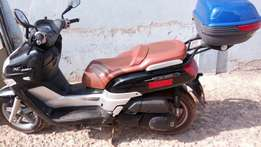 Slightly used Yamaha motorcycle forsale