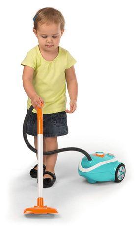 БЕСПЛ. ДОСТАВКА Детский пылесос Eco Clean Smoby 330214 Луцк - изображение 3