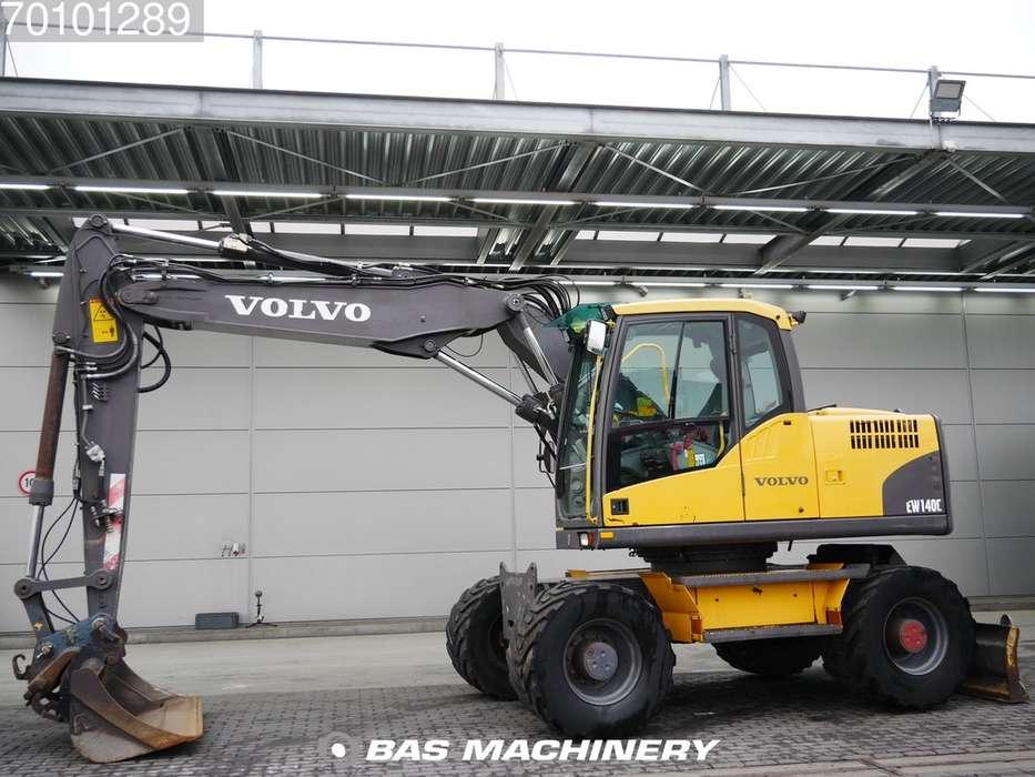 Volvo EW140C Ex dutch machine - all functions - 2007 - image 6