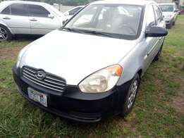 Hyundai Accent 2007 model
