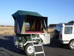 Challenger Off-Road Camping Trailer