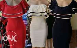 Dresses at a wholesale price