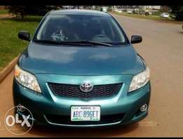 2009 clean Toyota corolla for sell