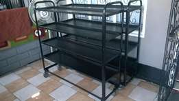 catering 4 tier trolley stand
