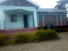 3br master ensuit bungalow to let in Rongai town