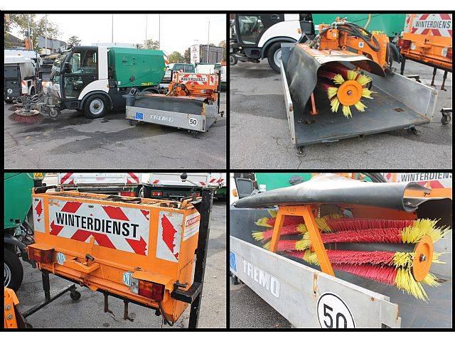 Multicar Tremo X56 4x4 incl. Kehr u. Winterdienst Paket - 2008