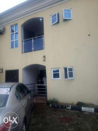 3bedroom flat to let off agip road PH Port Harcourt - image 1