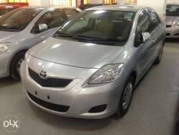 Toyota belta (pay 60% n clear in 8months