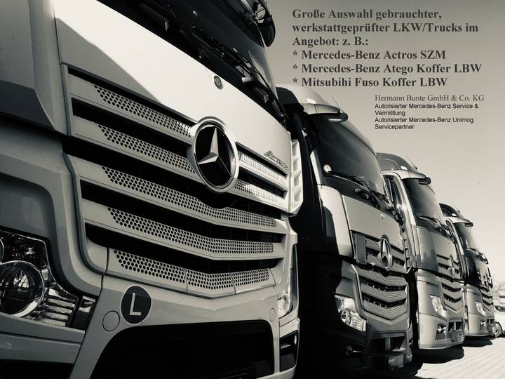 Mercedes-Benz Actros 1840 LS, SZM, Stream Space, Retarder, Navi Euro6 Klima ZV - 2014 - image 12
