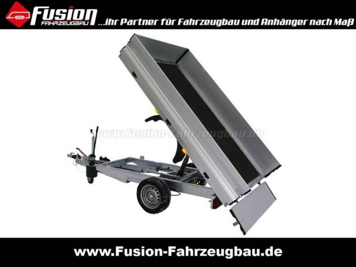 Vezeko Rückwärts-Kipper 260x152x35cm, 1.300kg