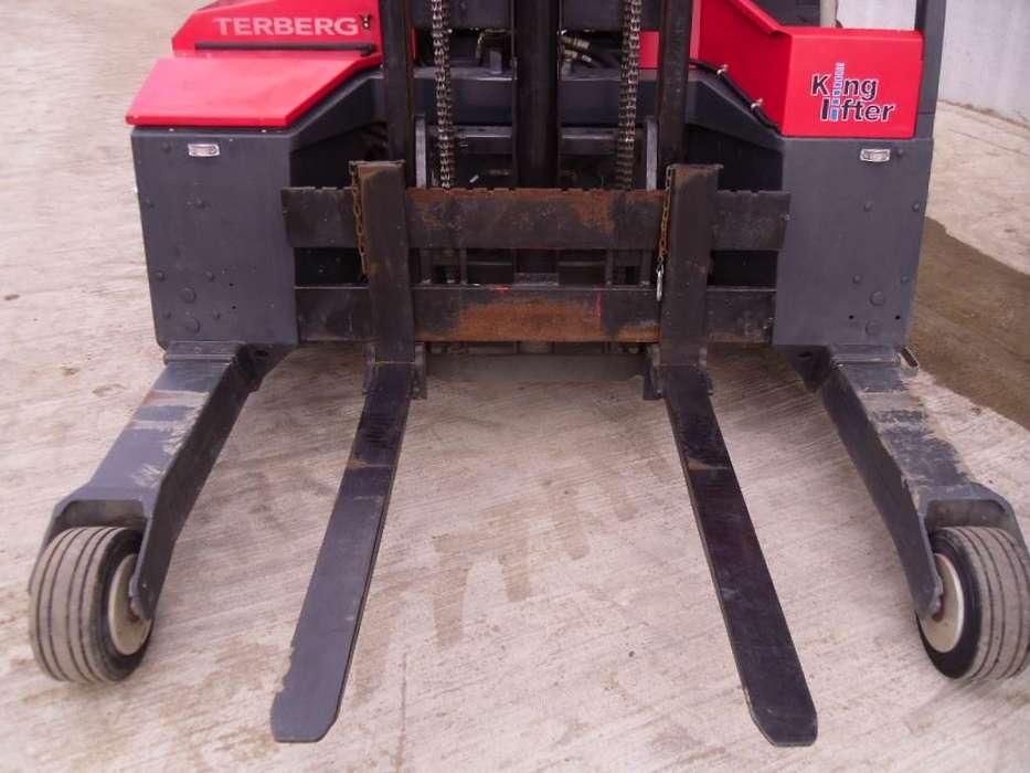 Linde Terberg King Lifter Forklift - 2014 - image 5