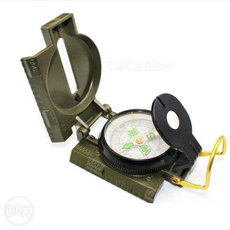 Brand New Intermediate Camping Compass