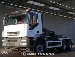 IVECO Trakker AD260T44 - For Import