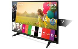 Marvelous looking of the LG 49 smart webos satellite HD led tv