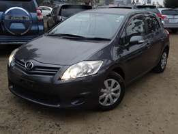 Toyota Auris grey 2010 model excellent condition just arrived