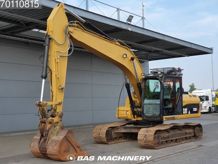 Caterpillar 320 D L Fom first owner - good undercarriage - 2010