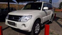 2014 Mitsubishi Pajero 3.2 D-ID A/T Exceed